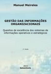 GESTÃO DAS INFORMAÇÕES ORGANIZACIONAIS