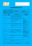 Cronograma de Aula - Teoria Contemporanea das RI (terca-feira)