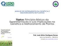 Slides aula 03 - Principios básicos ANAVA e delineamentos experimentais