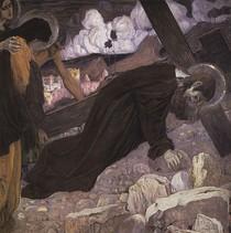 Mikhail Nesterov - Crucifixion