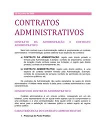 08. CONTRATOS ADMINISTRATIVOS