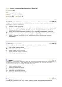 AV - ADMINISTRAÇÃO SISTEMA DE INFORMAÇÃO 2014.3