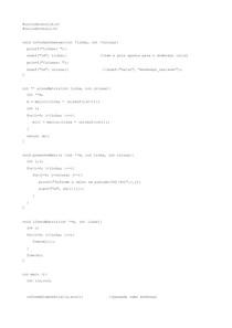 (docx)Aula Programação Estruturada 25 - 11 - 2013 (Anotações Matriz Inca)