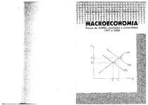 Macroeconomia provas ANPEC de 1997 a 2006