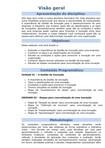 Wa1   Administração   Seminário Interdisciplinar
