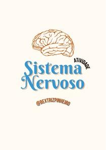 Atividade Sistema Nervoso