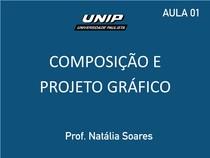 COMPOSIÇÃO GRÁFICA AULA 01