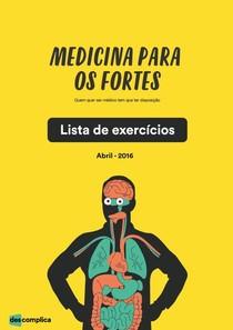 Ebook - Lista de Exercícios para Vestibular