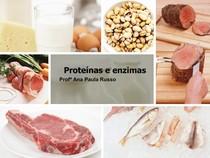 Proteínas e enzimas terceirão