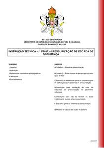 IT n 13   PRESSURIZACAO DE ESCADA DE SEGURANCA