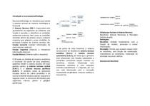 FUNDAMENTOS DA NEUROANATOMIA - RESUMO E EXERCÍCIOS