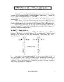 Transistor de junção bipolar - Eletrônica c6d77f7665