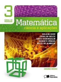 Matemática   Ciência e Aplicações Vol. 3 (Iezzi et al.)