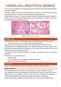 Hiperplasia Prostatica Benigna - HPB