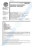 ABNT NBR 6023 - Informação e documentação - Referências - Elaboração