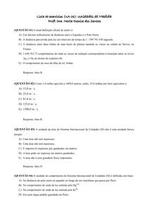 Lista de exercícios_Unidades de Medida