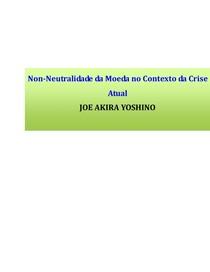 2012.05.14 - Yoshino non-neutralidade da moeda