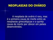 NEOPLASIAS_DO_OVARIO PRONTO