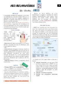 AINES ( Anti-inflamatórios não esteroidais)