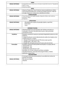 Resumo - tabela - Ortopedia