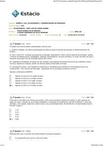 AV2 - Administração da Produção