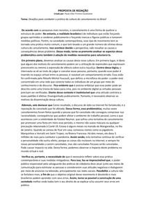 Desafios para combater a prática da cultura do cancelamento no Brasil