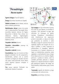Resumo - Parasitologia - Fascíola hepática