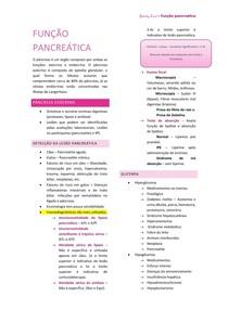 Função pancreática