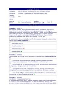 CCJ0001-WL-AV1-Ciências Sociais-Prova-24