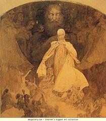 Alphonse Mucha - Idade da Sabedoria