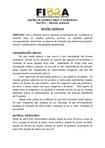 QGI - AULA PRATICA 10 - Reações Químicas