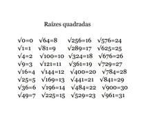 Raíz quadrada