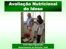 Avaliação Nutricional do Idoso   Cópia