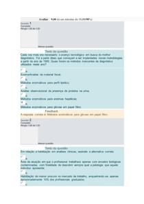 Atividade 2 - introduçao a Biomedicina