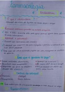 Dislipidemia - Farmacologia