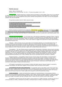 1 (UpToDate) Convulsões Febris (2012)