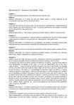 Homem e Sociedade UNIP (Resolução Prova EAD)
