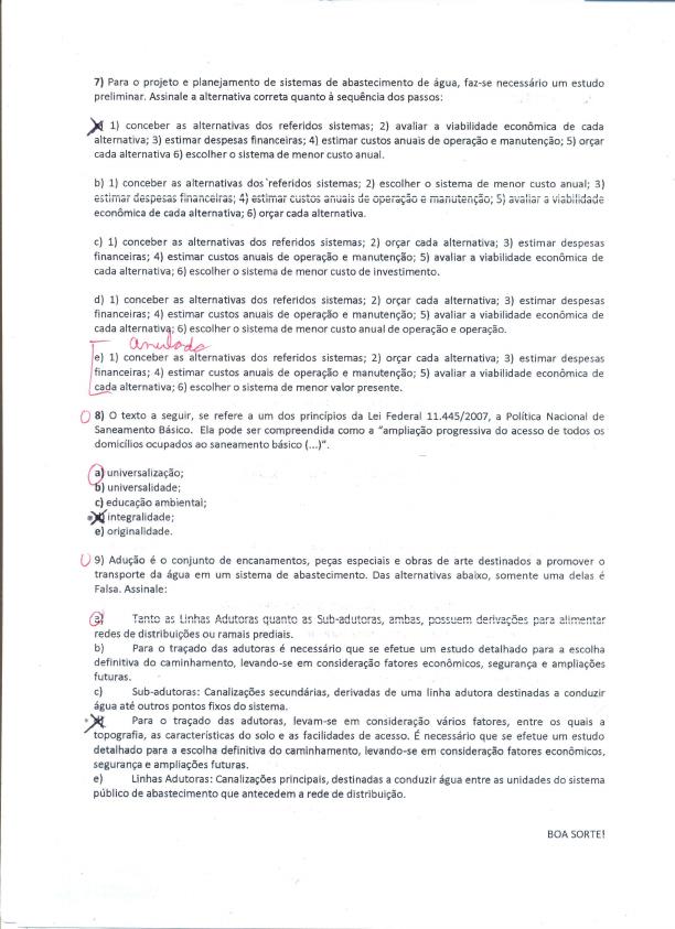 Well-known AV1 Saneamento Basico - Saneamento Básico EQ44