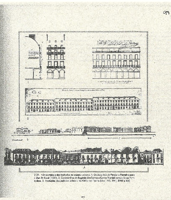 morfologia urbana e desenho da cidade